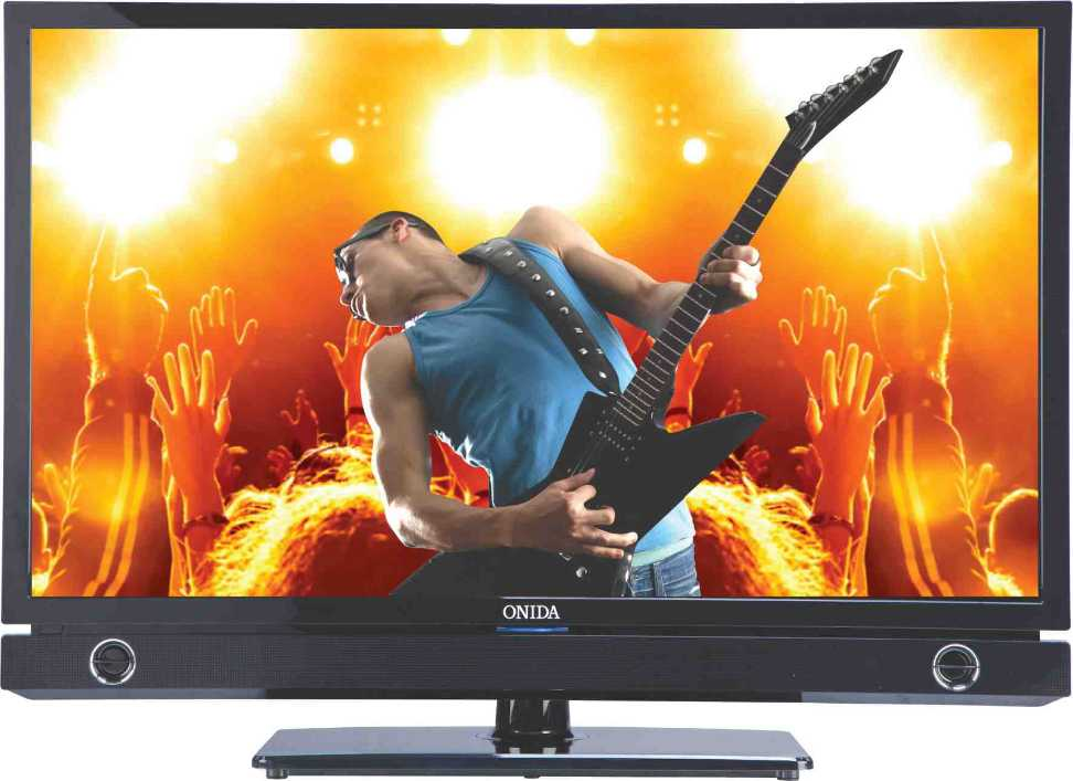 Best price on Onida Rock Starz LEO32HRZ 32 inch HD Ready LED TV  in India
