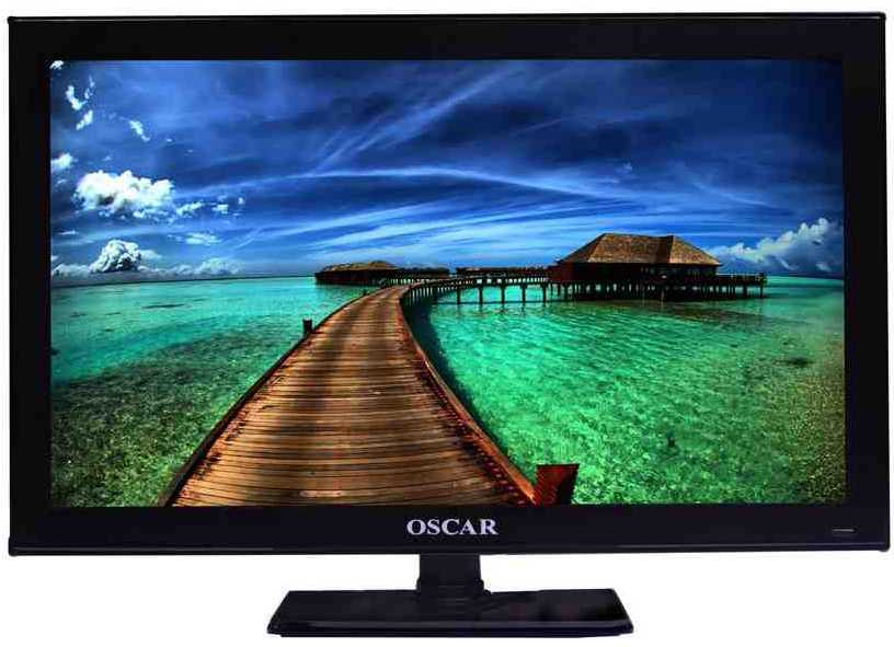 Best price on Oscar 24LEVTi 24 Inch HD Ready Smart LED TV  in India