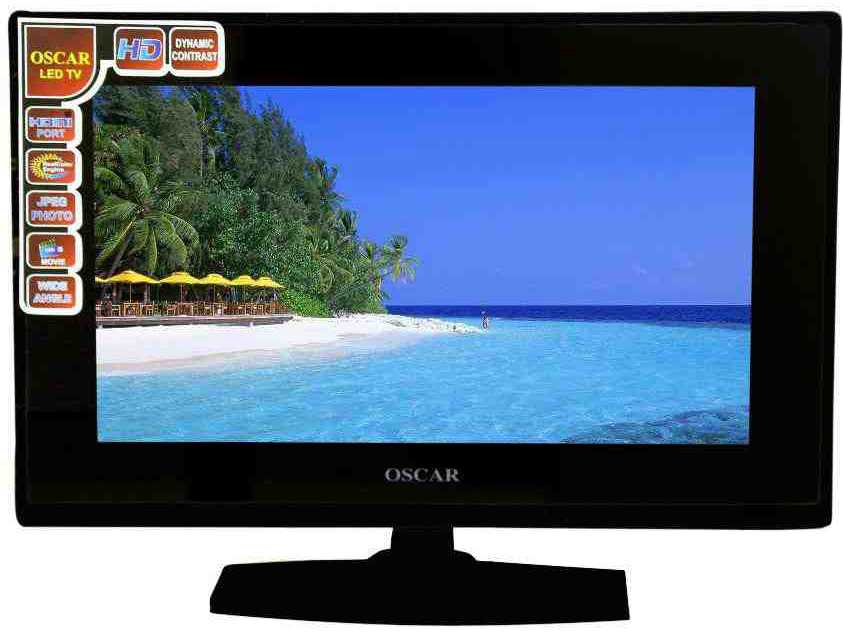 Best price on Oscar LED21M21 21 Inch HD Ready LED TV  in India