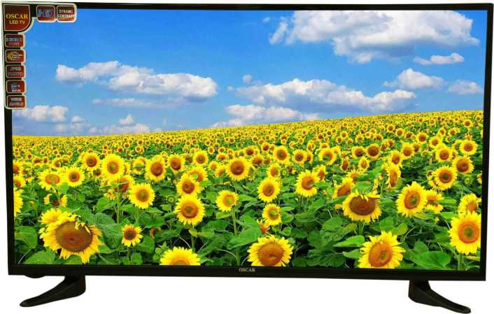 Best price on Oscar LED40P41 40 Inch HD Ready LED TV  in India