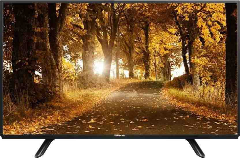 Best price on Panasonic TH-40D400D 40 Inch Full HD LED TV  in India