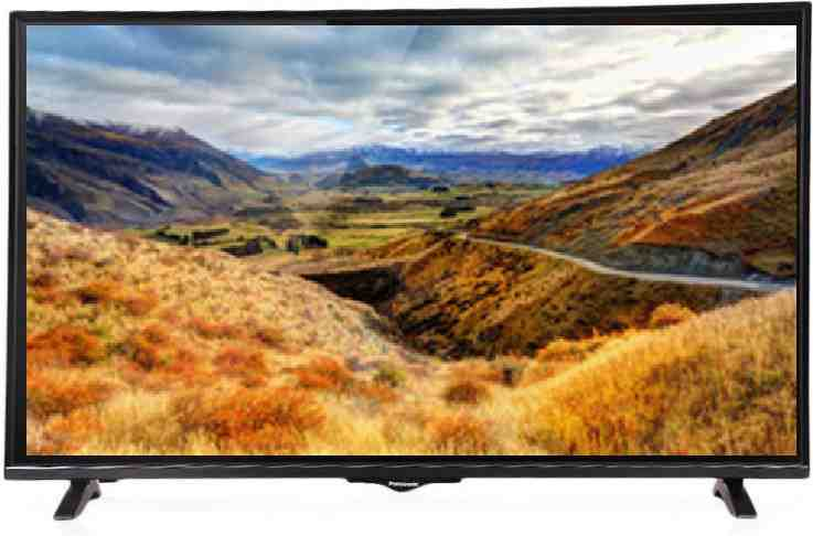 Best price on Panasonic TH-43CS400DX 43 Inch Full HD Smart LED TV  in India