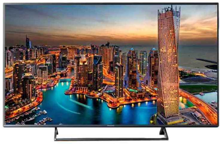 Best price on Panasonic TH-49CX700D 49 Inch Ultra HD 4K Smart 3D LED TV in India