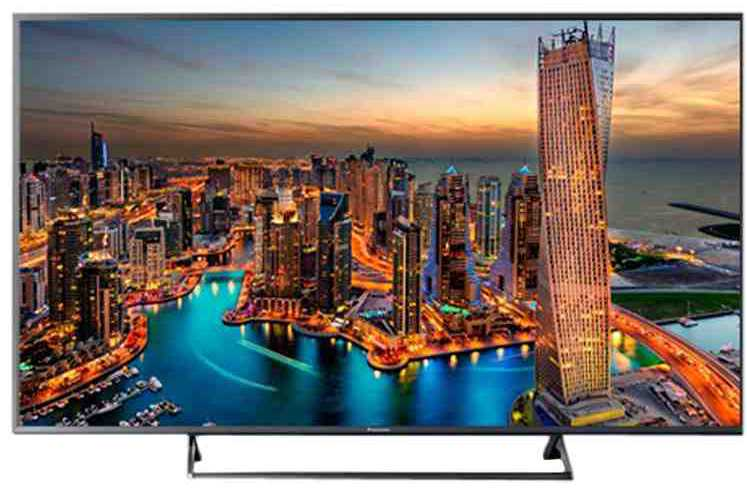 Best price on Panasonic TH-55CX700D 55 Inch Ultra HD Smart 3D LED TV  in India