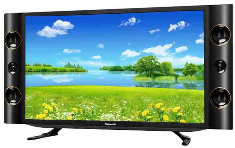 Best price on Panasonic TH-L32SV7D 32 Inch HD Ready LED TV  in India