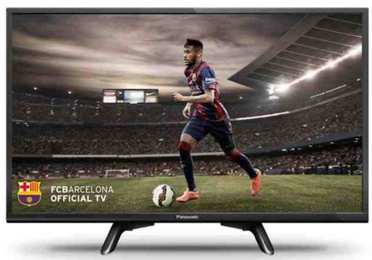 Best price on Panasonic TH-32C410D 32 Inch HD Ready LED TV  in India