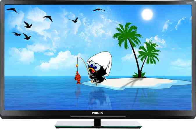Best price on Philips 24PFL3938 23 inch HD Ready LED TV  in India