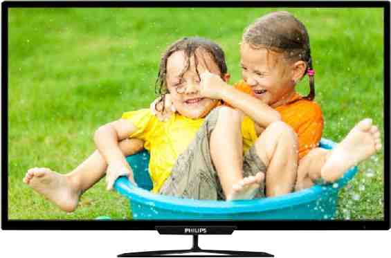 Best price on Philips 40PFL3750/V7 40 Inch Full HD LED TV  in India