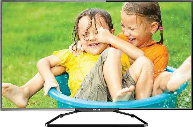 Best price on Philips 40PFL4650/V7 40 inch Full HD LED TV  in India