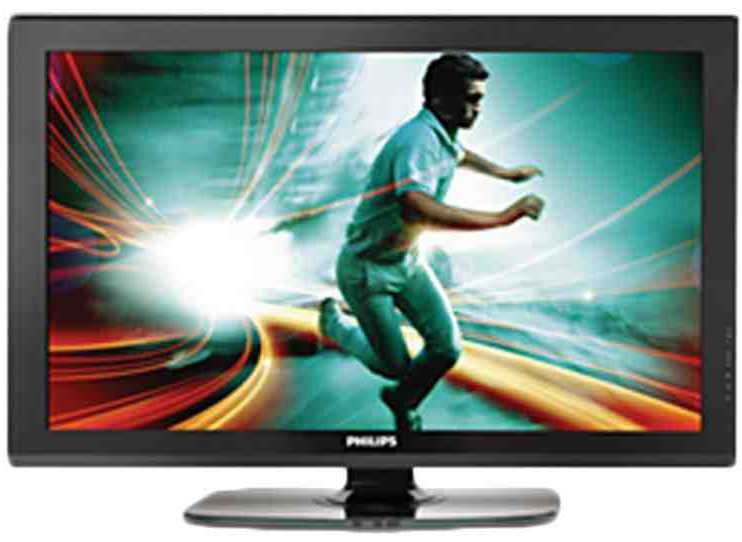 Best price on Philips 42PFL7357/V7 42 inch Full HD 3D LED TV  in India