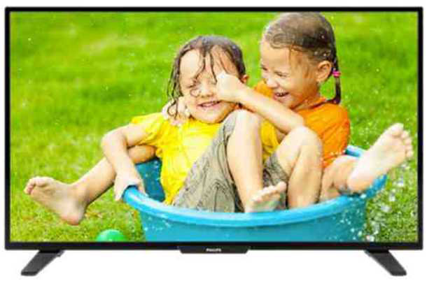 Best price on Philips 50PFL3950/V7 50 Inch Full HD LED TV  in India
