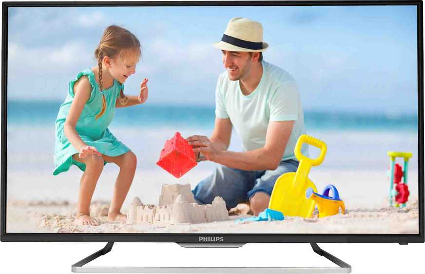 Best price on Philips 50PFL5059/V7 50 inch Full HD LED TV  in India