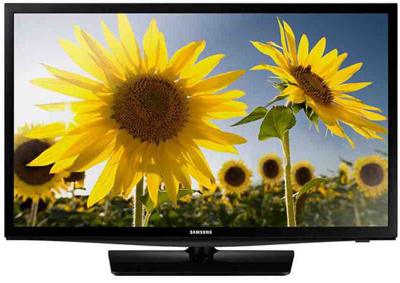 Best price on Samsung 24H4100 24 inch HD Ready LED TV  in India