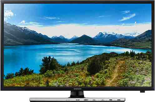Best price on Samsung 24J4100 24 inch HD Ready LED TV  in India