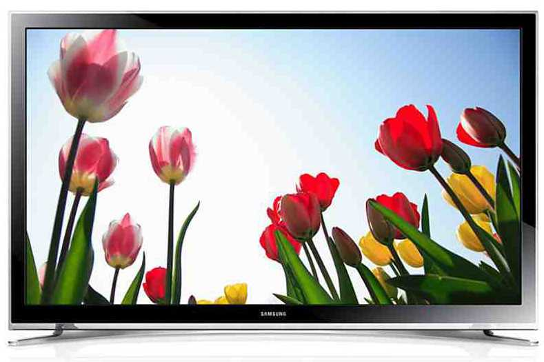 Best price on Samsung 32H4500 32 inch HD Ready smart LED TV  in India
