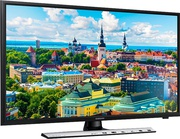 Best price on Samsung 32J4100 32 inch HD Ready LED TV  - Side in India