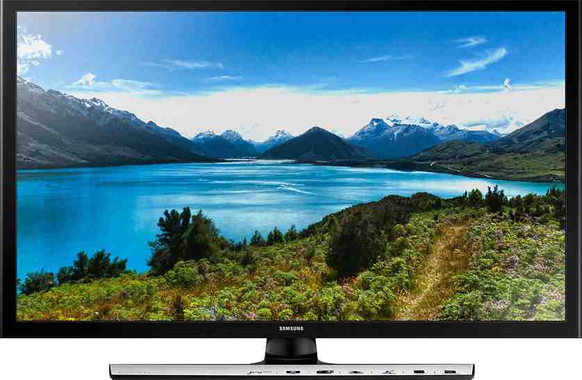 Best price on Samsung 32J4300 32 inch HD Ready Smart LED TV  in India