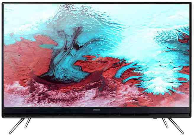 Best price on Samsung 32K4300 32 Inch HD Ready Smart LED TV  in India