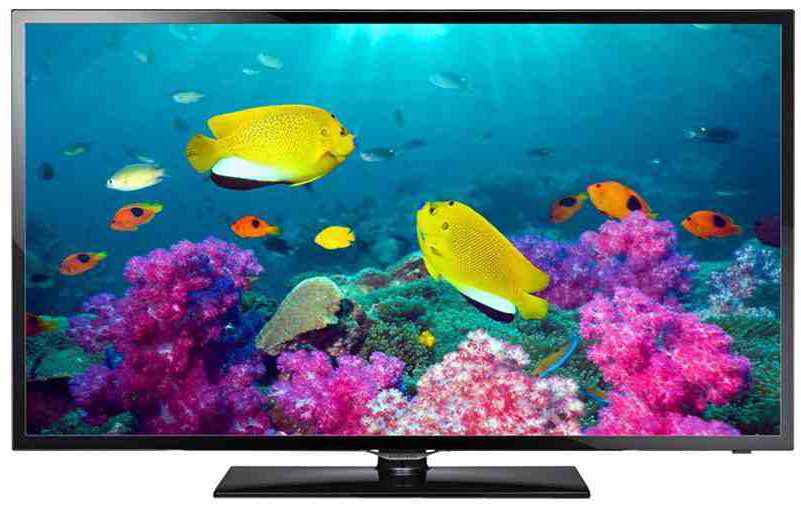 Best price on Samsung 40F5500 40 inch Full HD smart LED TV  in India