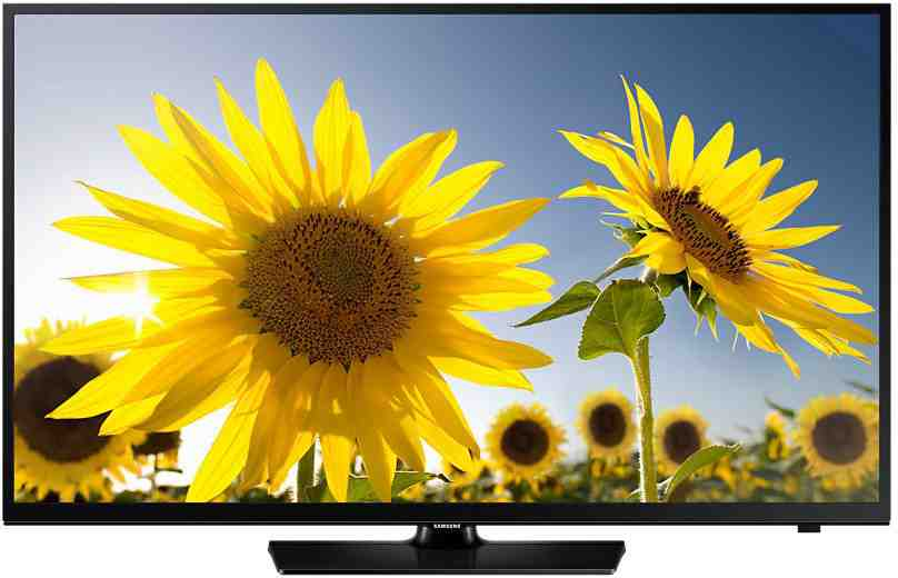 Best price on Samsung 40H4200 40 inch HD Ready LED TV  in India