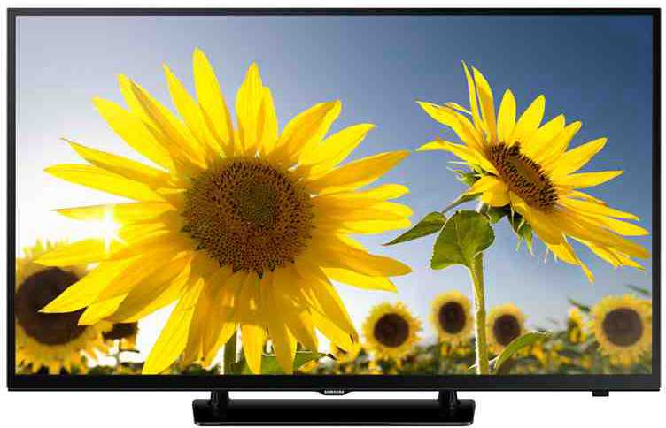 Best price on Samsung 40H4240 40 inch HD Ready LED TV in India