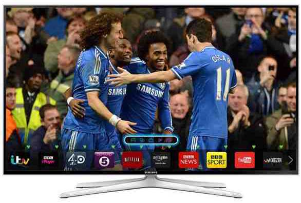 Best price on Samsung 40H6400 40 inch Full HD Smart 3D LED TV  in India