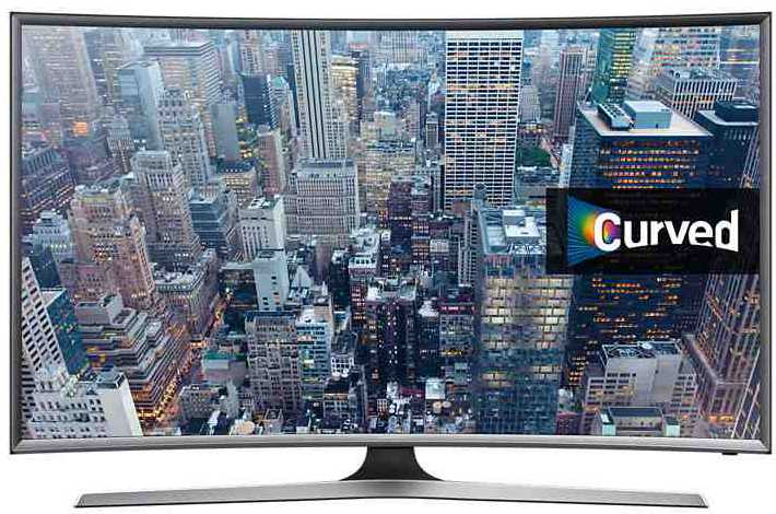Best price on Samsung 40J6300 40 inch Full HD Curved Smart LED TV  in India