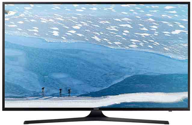 Best price on Samsung 40KU6000 40 Inch Ultra HD Smart LED TV  in India