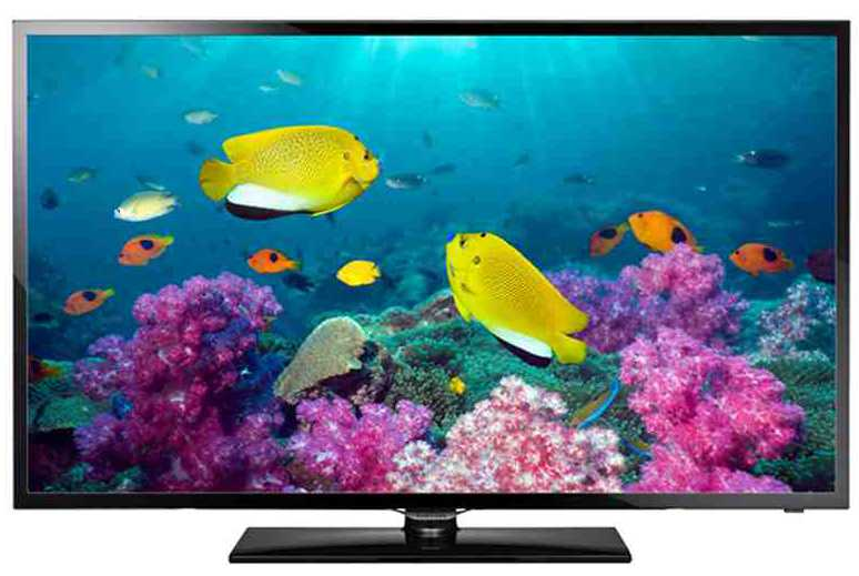 Best price on Samsung 46F5500 46 inch Full HD smart LED TV  in India