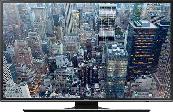 Best price on Samsung 48JU6470 48 Inch Ultra HD Smart LED TV  in India