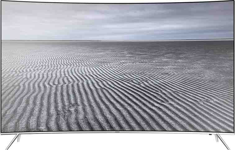 Best price on Samsung 49KS7500 49 Inch Ultra HD 4K Smart Curved LED TV  in India
