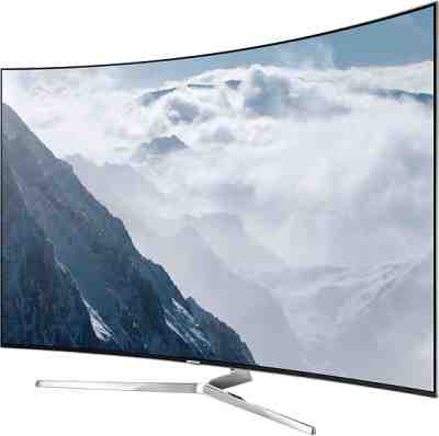 Best price on Samsung 49KU6570 49 Inch Ultra HD 4K Smart Curved LED TV  in India