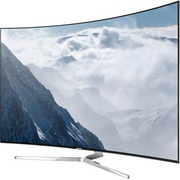 Best price on Samsung 49KU6570 49 Inch Ultra HD 4K Smart Curved LED TV  - Top in India