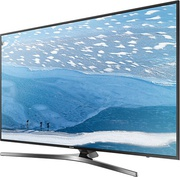 Best price on Samsung 55KU6470 55 Inch Ultra HD 4K Smart LED TV - Top in India