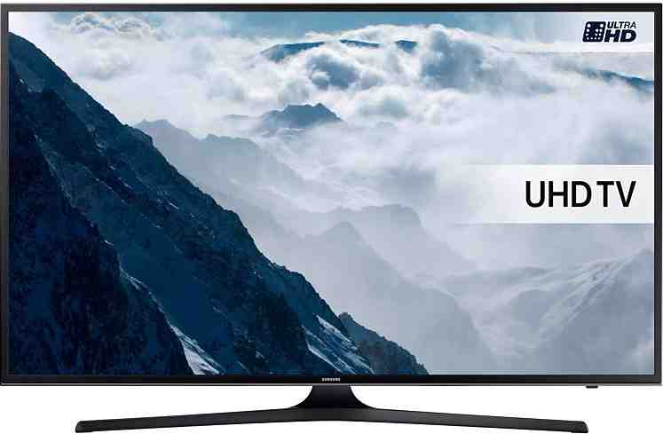 Best price on Samsung 60KU6000 60 Inch UHD 4K Smart LED TV  in India