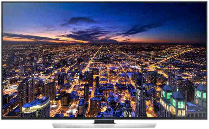 Best price on Samsung 65HU8500 65 inch Ultra HD Smart 3D LED TV  in India