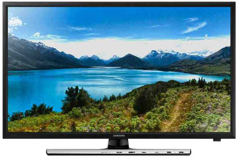 Best price on Samsung UA24K4100ARLXL 24 Inch HD Ready LED TV  in India