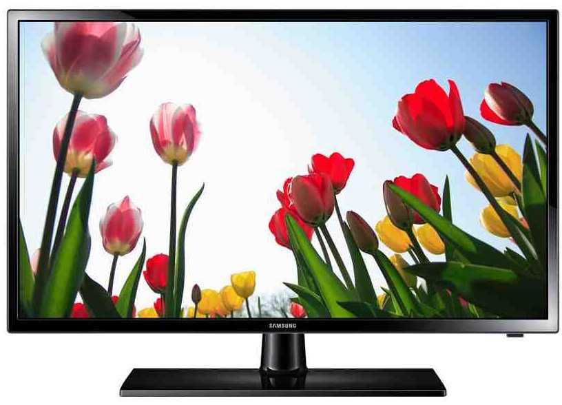 Best price on Samsung UA32F4100AR 32 inch HD Ready Slim LED TV  in India