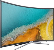 Best price on Samsung UA40K6300AK 40 Inch Full HD Curved Smart LED TV  - Top in India
