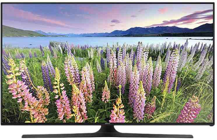Best price on Samsung UA43J5100 43 Inch Full HD LED TV  in India