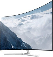 Best price on Samsung UA55KS9000KLXL 55 Inch Ultra HD 4K Curved Smart LED TV  - Top in India