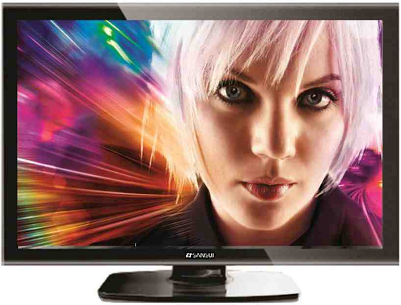 Best price on Sansui SJV32HH-02FK 32-inch HD Ready LED TV  in India