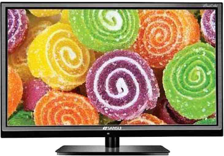 Best price on Sansui SJX32HB02 32 Inch HD Ready Smart LED TV  in India