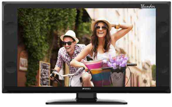 Best price on Sansui SKJ24FH07Fk 24 Inch Full HD LED TV  in India