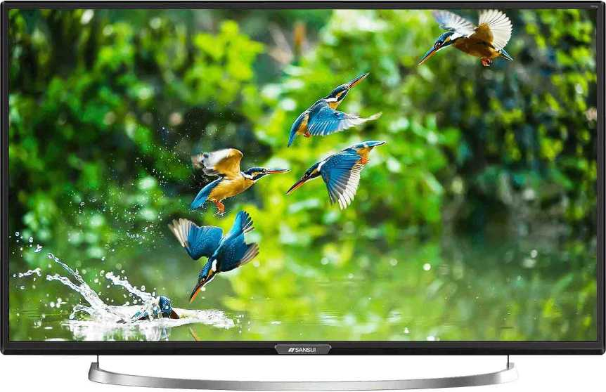 Best price on Sansui SKQ48FH 48 inch Full HD LED TV  in India