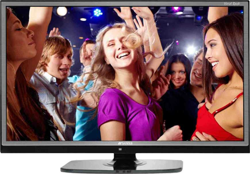 Best price on Sansui SMC24FH02FAP 24 Inch Full HD LED TV  in India