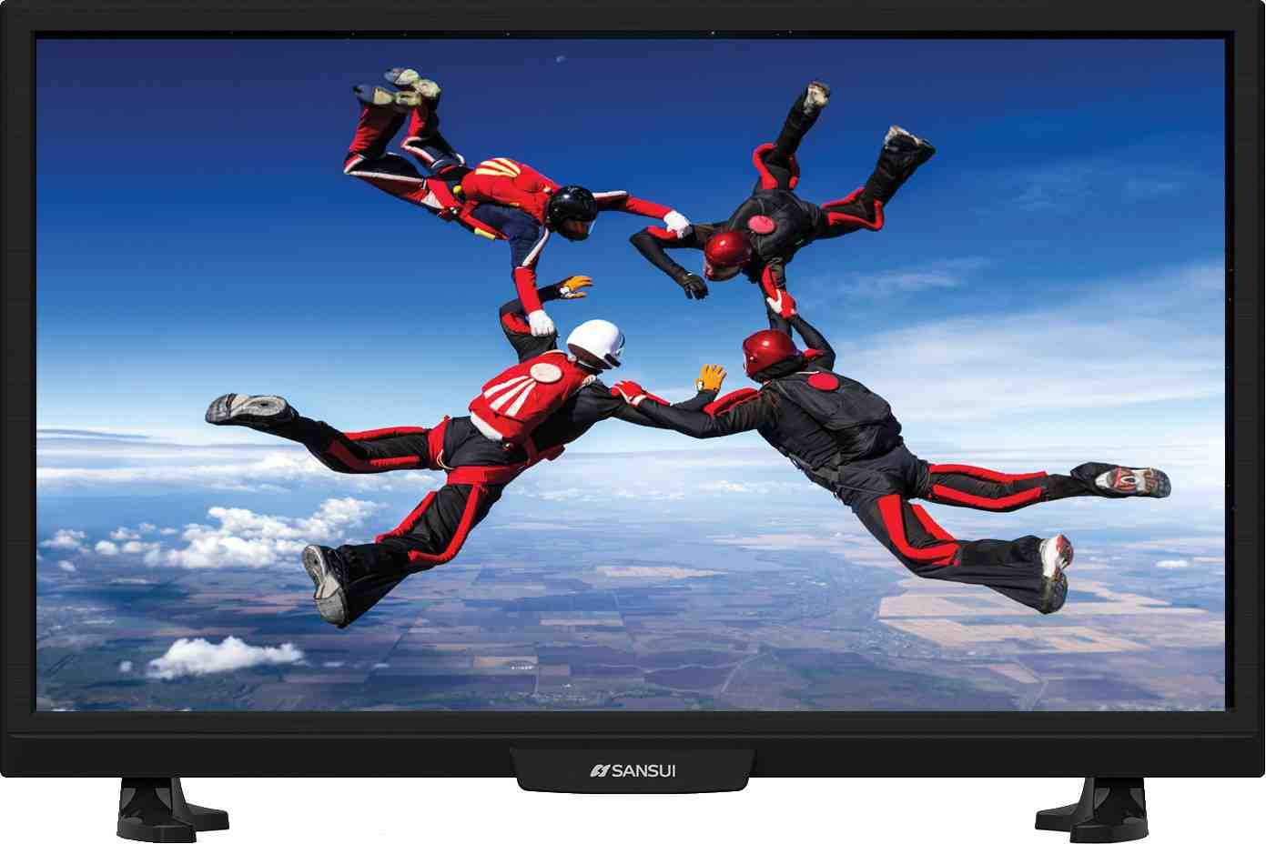 Best price on Sansui SMC32HB12XAF 32 Inch HD LED TV  in India