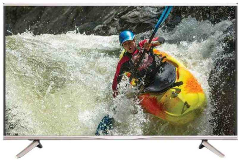 Best price on Sansui SNA43QX0ZSA 43 Inch Ultra HD 4K Smart LED TV  in India