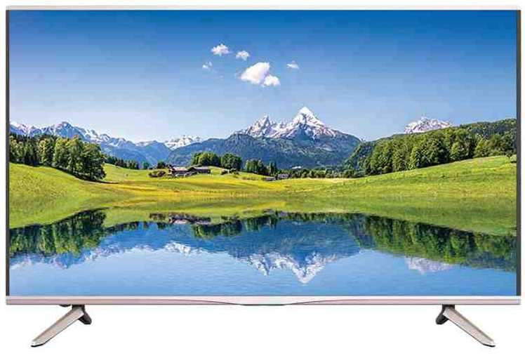 Best price on Sansui SNA50QX0ZSA 50 Inch Ultra HD 4k Smart LED TV in India