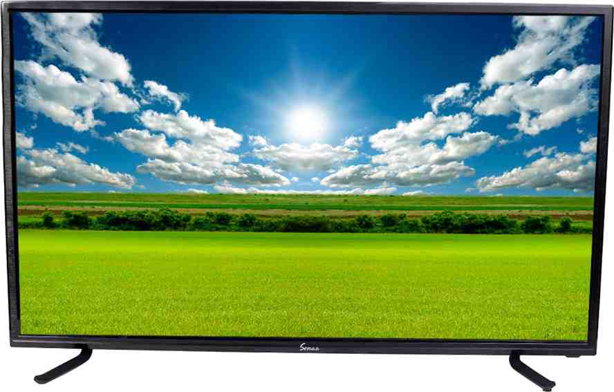 Best price on Senao Inspirio LED42S421 40 Inch Full HD LED TV  in India